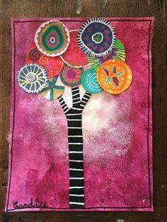 art lessons for kids elementary schools ~ art lessons for kids Summer Arts And Crafts, Arts And Crafts For Adults, Creative Arts And Crafts, Art Lessons For Kids, Art For Kids, Art Du Collage, Arts And Crafts Interiors, Afrique Art, Art And Craft Videos