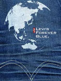 Save the earth by blue jeans!