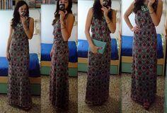 my diy maxi dress