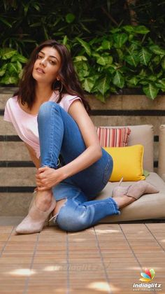 Latest Movie Updates, Movie Promotions, Branding Online and Offline Digital Marketing Services: Kajal Aggarwal Latest Stunning Photoshoot Bollywood Cinema, Bollywood Photos, Actress Pics, Tamil Actress Photos, Elegant Girl, Beautiful Asian Girls, Most Beautiful Bollywood Actress, Celebrity Gallery, Sexy Poses