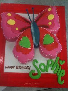 Butterfly cake BG221C