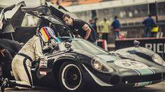 Atemberaubend schöne Fotos von den Le Mans Classics 2012 - fotografiert von Laurent Nivalle, Art Director und Fotograf für Citroën