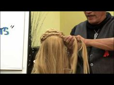 YouTube - hair coiling. This is amazing! Easy video tutorial to follow and understand. Result= beautiful
