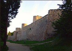 Efimerata_9 Castillos que no puedes dejar de ver en Burgos. El Castillo de la ciudad de Burgos. Cerro de San Miguel, sobre la catedral.