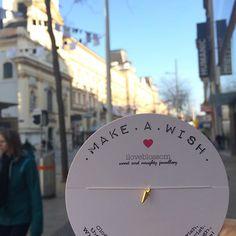 #wishbracelet #roomie's #present #iloveblossom #makewishtogether 👯 Wish Bracelets, Presents, My Love, How To Make, Instagram, Gifts, Favors, Gift