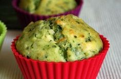 Today marks day three of my vegan muffin roundup! On the cooling rack is a delicious surprise for all of you muffin traditionalists who think muffins only come in bran, blueberry and banana. Feast your eyes on Vegan Broccoli& Vegetarian Recipes, Cooking Recipes, Healthy Recipes, Cooking Bacon, Comida Siciliana, Vegan Muffins, Good Food, Yummy Food, Light Recipes