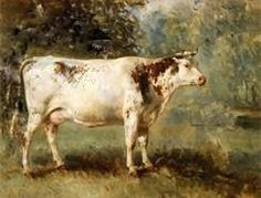 Antique Cow Paintings - Bing Images