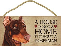 Doberman Pinscher Dog Lover Collection