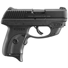 Ruger LC9S Pro 9mm with Crimson Trace Laser Talo Ed. | DefenderOutdoors.com