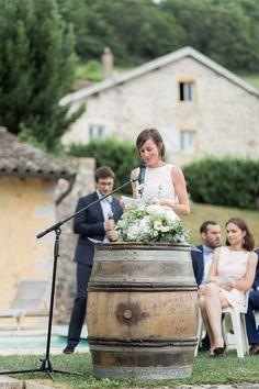 Mariage de Anne-So & Grég dans le Rhône | Photographe : Lena G. Photography #mariage #wedding #photographe #photographer