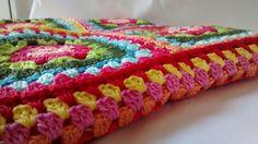 Funda para notebook crochet