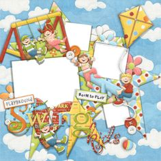 At the Park — Yandex. Scrapbooking Layouts, Digital Scrapbooking, Frames Png, Clipart Boy, Blank Photo, Papel Scrapbook, Borders And Frames, Child And Child, Precious Moments