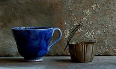 Vintage Silver Plate Tea Strainer Hanging by MyVintageVTCottage