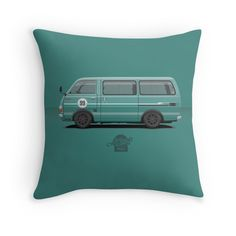 Hiace H20 80's #Toyota #Toyotahiace #buyit #merchandise #pillows #jdm #van #vanning #lowered #racing #becauseracecar Because Race Car, Toyota Hiace, Jdm, Racing, Throw Pillows, Prints, Running, Toss Pillows, Cushions