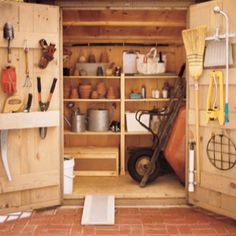 Potting shed?..yes, please!
