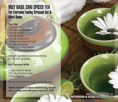 Ridiculously good tea for everyone feeling stressed out!