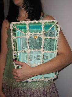 Embrionart Artesanato & Reciclagem: Bolsas em crochê e garrafa PET