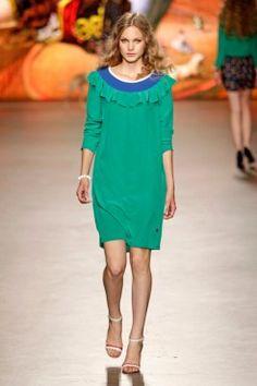 SS13 SIS collection by Spijkers en Spijkers @ Amsterdam Fashion Week  http://spijkersenspijkers.nl/collection-sis/springsummer-13/  #amsterdamfashionweek #sis #sisbyspijkersenspijkers #spijkersenspijkers #fashion #mode #style