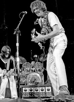 Neil Young & Crazy Horse, 1978