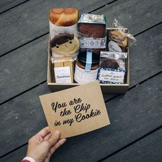 Gift boxes / Box of treats by Hello Deer