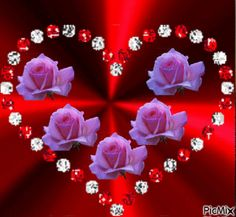 Discover & share this Animated GIF with everyone you know. Love You Gif, Love You Images, Flowers Gif, Love Flowers, Beautiful Gif, Beautiful Roses, Hearts And Roses, Red Roses, Gif Pictures