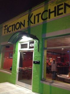 25. Fiction Kitchen, Raleigh