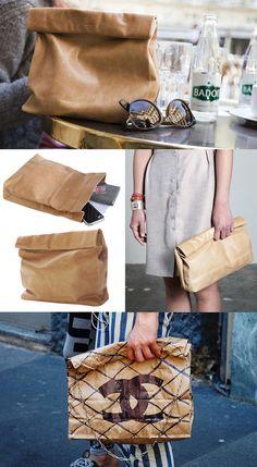 Blog Mode & DIY - Youmakefashion.fr - Margot: DIY #31 : paper bag