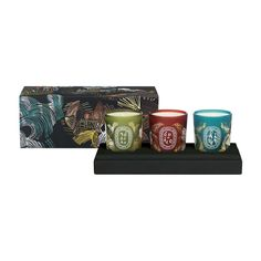 Mini Candle Set christmas candle duo