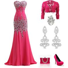 Ready for party by youfriezhana by youfriezhana-stardoll on Polyvore featuring polyvore, fashion, style, Oscar de la Renta, Qupid, Allurez and Alexander McQueen