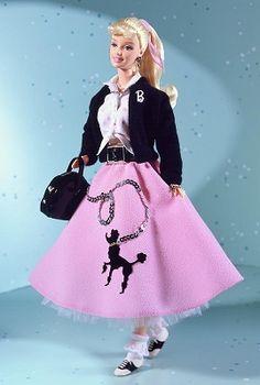 Nifty Fifties Barbie® Doll