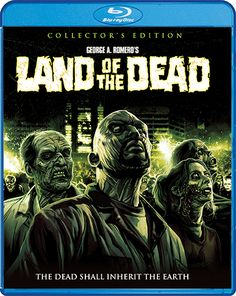 Dennis Hopper & Simon Baker & George A. Romero-Land Of The Dead Zombie Movies, Horror Movies, Zombie Full Movie, Horror Art, The Dead Lands, Asia Argento, Best Zombie, Dennis Hopper, Hindi Movies