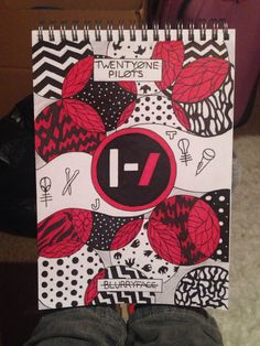 Twenty One Pilots Blurryface fan art