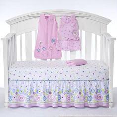HALO Safe Sleep Crib Set Review/Sidetracked Mom's Blog