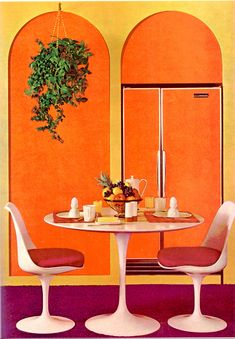 This second set of mid-century interiors also comes from a great collection via Flickr. Everyone of these interiors is just stunning. In the past I've said numerous times of how wonderful it feels ...