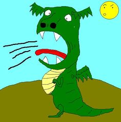 Lets draw retarded dragons! - The Something Awful Forums