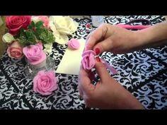 rosa de fita - YouTube