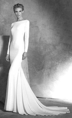 Atelier Pronovias Wedding Dresses Haute Couture #2016