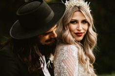 Edgy Meets Glam: Marie Antoinette-Inspired Wedding in Paris - Green Wedding Shoes