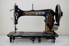 minnesota vintage sewing machine - I have wanted one forever & found this one today!