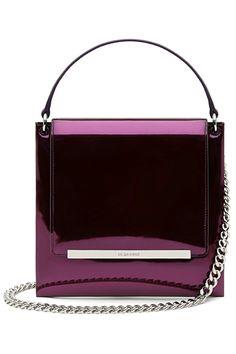 Purple | Porpora | Pourpre | Morado | Lilla | 紫 | Roxo | Colour | Texture | Pattern | Style | Form | Jil Sander - 2014 Fall-Winter