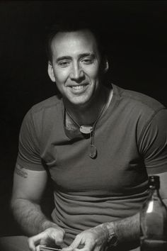 evaloves:  * Nicolas Cage, Sebastian Rulli, Gone In 60 Seconds, Jean Reno, Francis Ford Coppola, Favorite Movie Quotes, Tough Guy, Fine Men, Actresses
