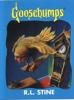 This Goosebumps book is Really Creepy!!!