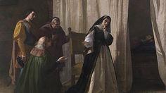 «La Demencia de Doña Juana» (1867), de Lorenzo Vallés