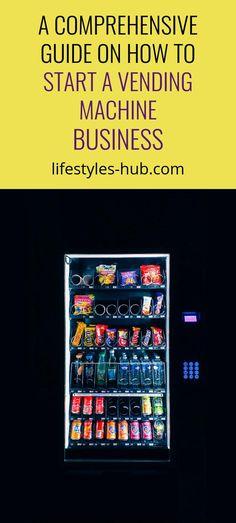 Vending Machine Hack, Vending Machine Business, Business Help, Starting Your Own Business, Business Design, Business Ideas, Salon Promotions, Business Proposal