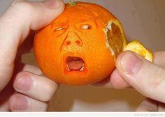Funny Orange...LoL