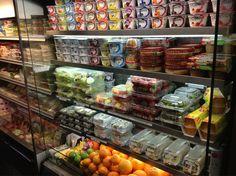 Latimer Delicatessen - Philadelphia, PA, United States. Fresh fruits and grab and go sandwiches