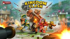 Today, I would like to share you guys another new strategy game called Kingdom Clash, which is pretty much similar to Clash of Clans.