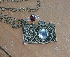 camera necklace