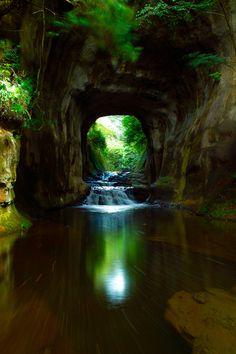 Natural Bridge, Japan