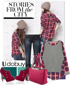 """UDOBUY"" by elly-852 ❤ liked on Polyvore"